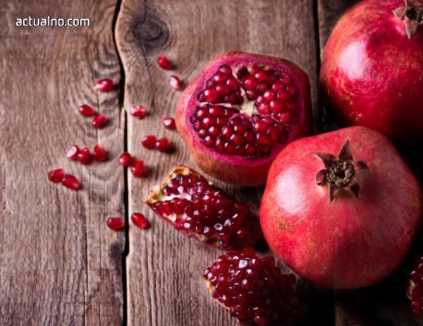 photo of Нарът е най-мощният антиоксидант сред плодовете