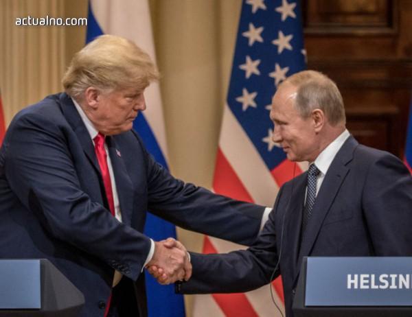 photo of Срещата между Путин и Тръмп щяла да бъде кратка