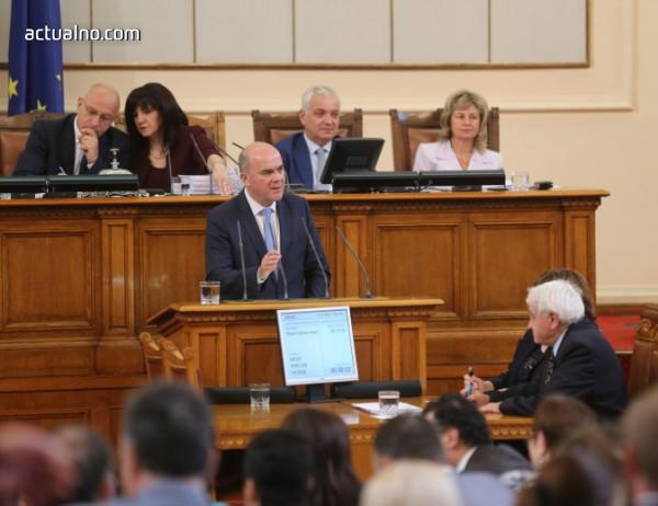 photo of Социалният министър: Няма да има нов Кодекс на труда, тепърва ще решаваме какво променяме