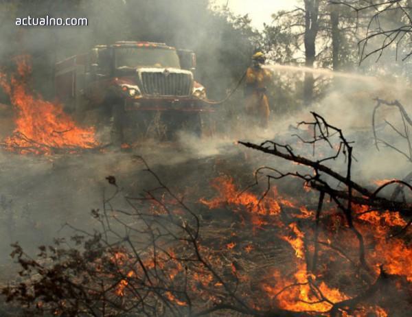 photo of Нов пожар избухна в Атика