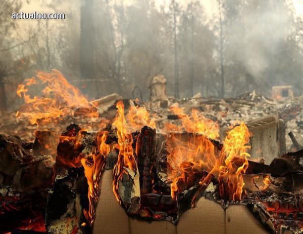photo of Пожарите в Гърция продължават