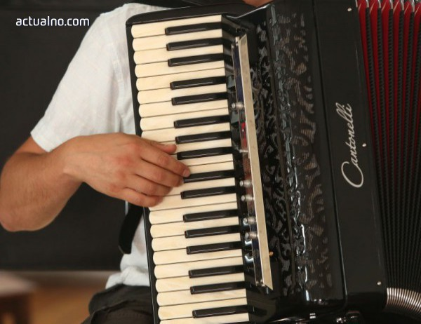 photo of Във Филаделфия е патентован акордеона