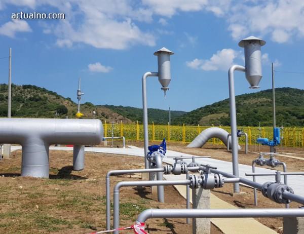 photo of България откри предсрочно разширение на газопровода с Турция