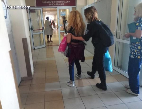 photo of Десислава Иванчева напусна болницата*