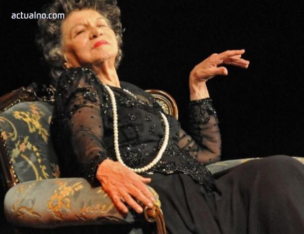 photo of Стоянка Мутафова на 97 години!