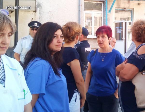 photo of Всички лекари и сестри в болницата в Карлово заплашиха да си тръгнат