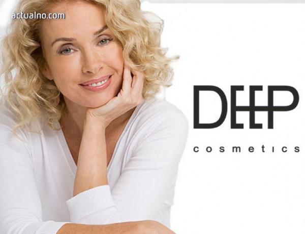 photo of Deep Cosmetics и колагенът за стегната и гладка кожа без бръчки