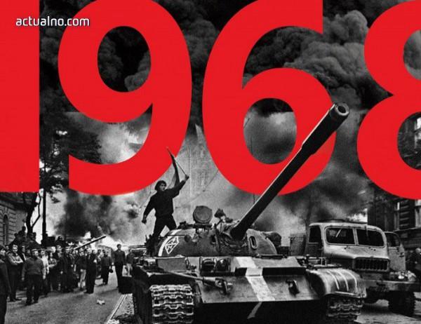 """photo of Из """"1968. Смазването на Пражката пролет"""" от Ангел Филчев"""