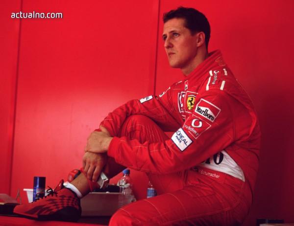 photo of Ферари удостоява със специална изложба Михаел Шумахер за 50-ия му юбилей