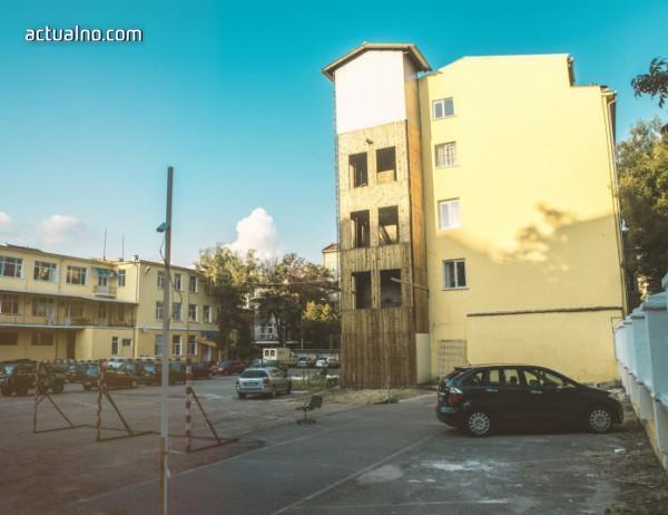 photo of Сградата на софийската пожарна става огромно графити платно за квАРТал Фестивал 2018: РЕстарт!