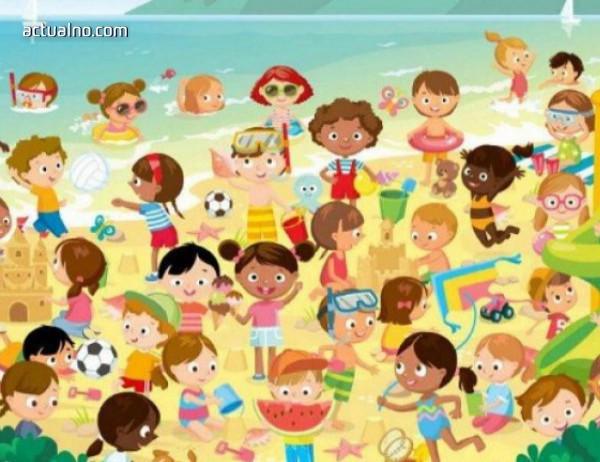 photo of Само 9% от хората успяха да открият близнаците на плажа