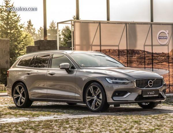 photo of Новото Volvo V60 вече е в България