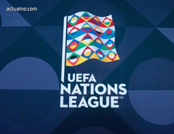 photo of Станаха ясни полуфиналните двойки в Лигата на нациите