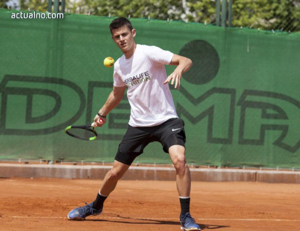 photo of Herbalife Nutrition обявява официалното си спонсорство на изгряващата българска тенис звезда Александър Лазаров
