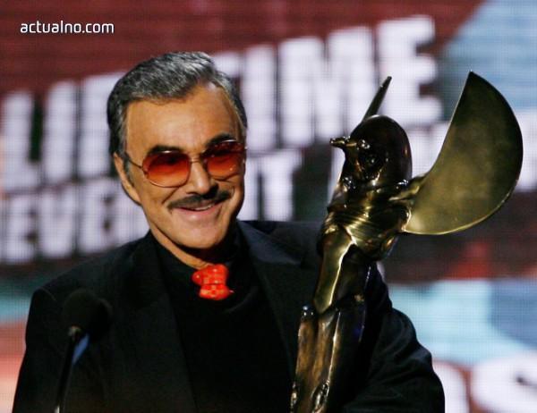 photo of Почина актьорът Бърт Рейнолдс