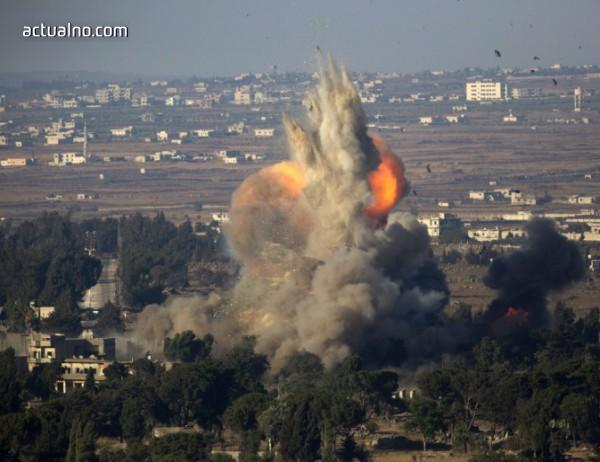 photo of Ново въздушно нападение в Сирия взе цивилни жертви, твърдят проправителствени източници