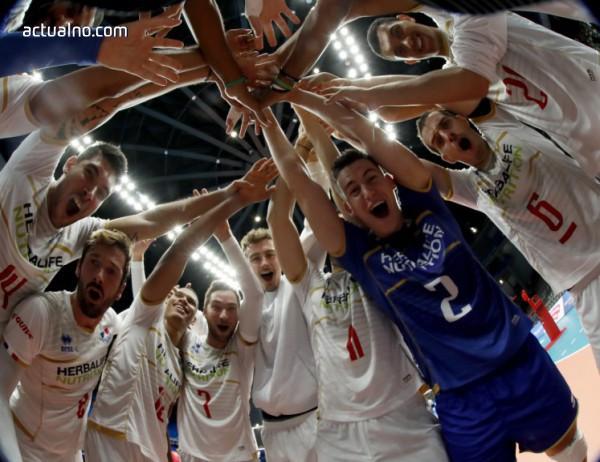 photo of Програма за световните по волейбол и художествена гимнастика за днес