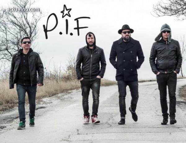 photo of P.I.F. акостират с акустично аудио-визуално шоу на 13-ти октомври в Mixtape5
