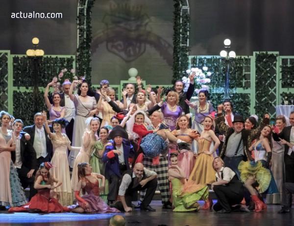 photo of Феерия от ритми: Музикалният театър открива новия сезон (ВИДЕО)