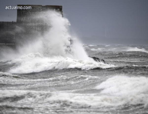 photo of Оранжев код за бурен вятър в областите Сливен и Бургас