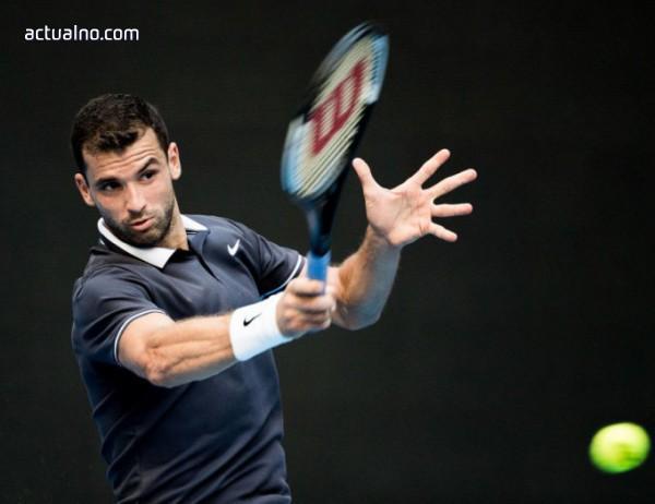 photo of Димитров елиминира Нишиока и откри сезон 2019 с чиста победа (ВИДЕО)