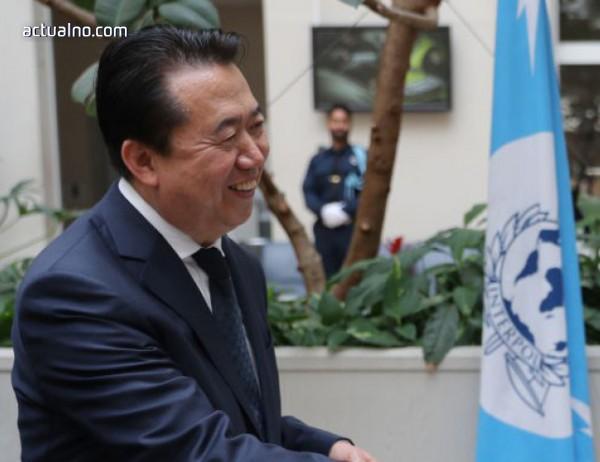 photo of Президентът на Интерпол изчезна