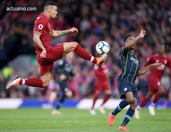 photo of Без победител между Ливърпул и Манчестър Сити