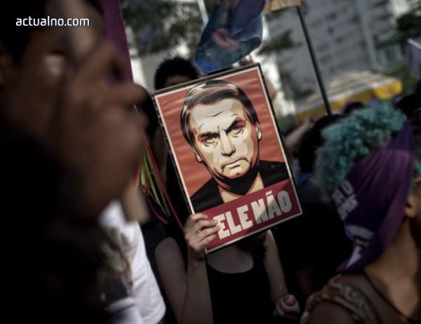 photo of Фаворитът за бъдещ президент на Бразилия опита да се защити: Не съм крайнодесен