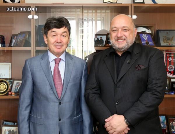 photo of България подписва договор за спортно сътрудничество с Казахстан