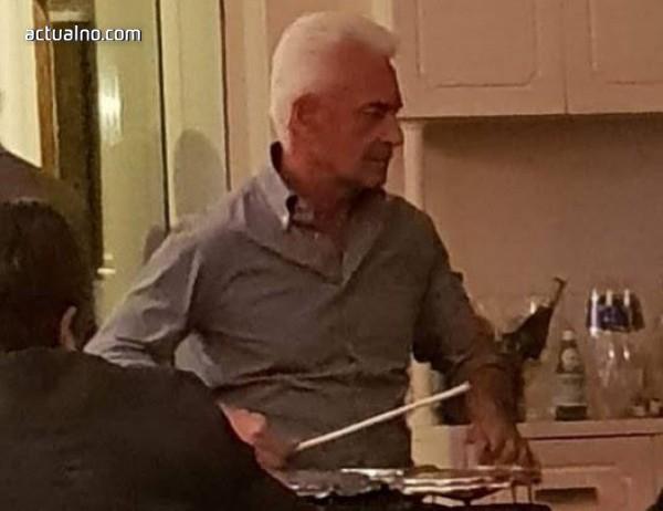 photo of Нов скандал с Волен Сидеров в столичен ресторант (СНИМКИ)