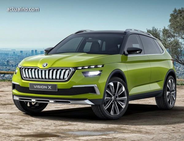 photo of Новият SUV на Skoda ще се казва Kamiq