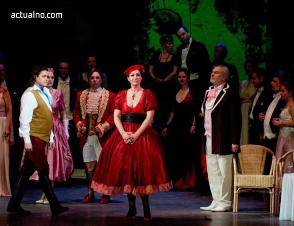 """photo of """"Графиня Марица"""" - любов, страст и чардаш в оперетата на Калман"""