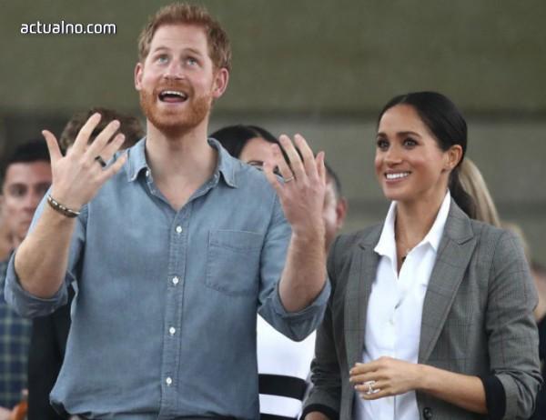 photo of Меган Маркъл и принц Хари обещават, че няма да глезят децата си