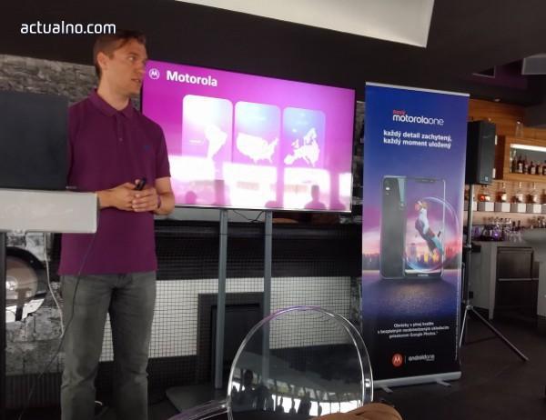 photo of Motorola One блесна над Братислава