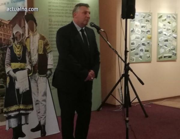 photo of Областният управител на Кюстендил откри изложба, даваща старт на съвместни проекти с Италия и Гърция
