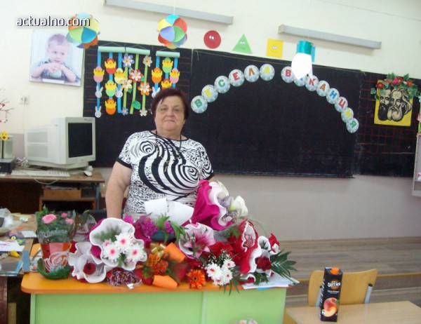 photo of Учителката Елена Цветанова: Разсипаха професията ми