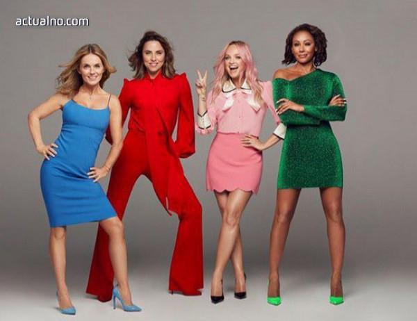 photo of Потвърдено! Spice Girls се събират за турне (видео)