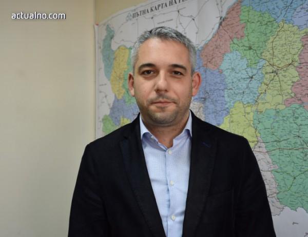 photo of Антон Антонов е назначен за директор на Националното тол управление в АПИ