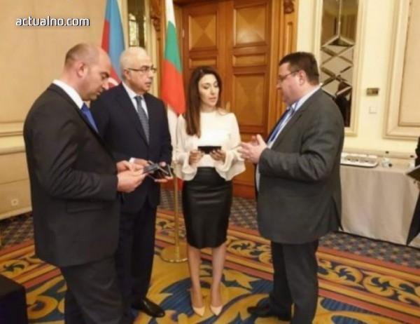 photo of Община Свищов представи своя икономически потенциал пред 28 азербайджански компании