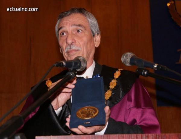 photo of Великотърновският университет е удостоен с плакет от президента на Република България