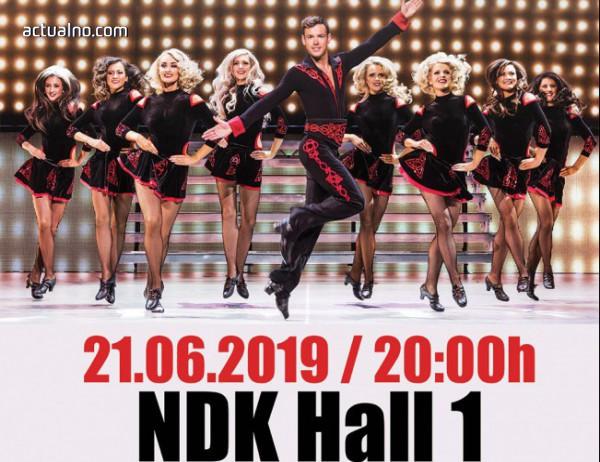 photo of Lord of the Dance: Dangerous Games отново в България на 21 юни 2019