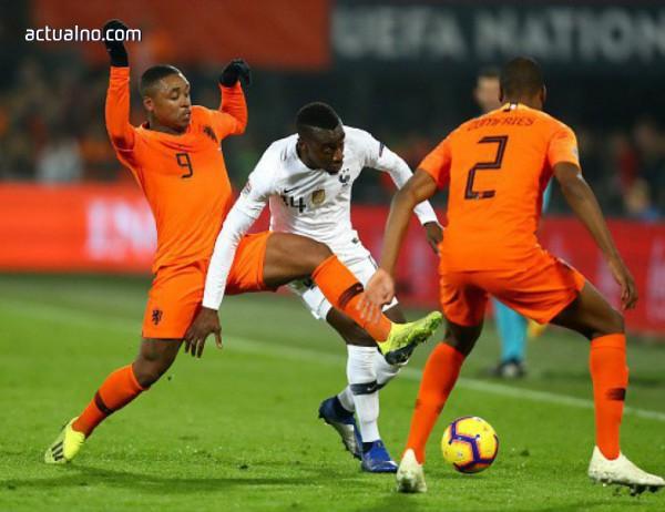 photo of Героична Холандия надви световния шампион Франция