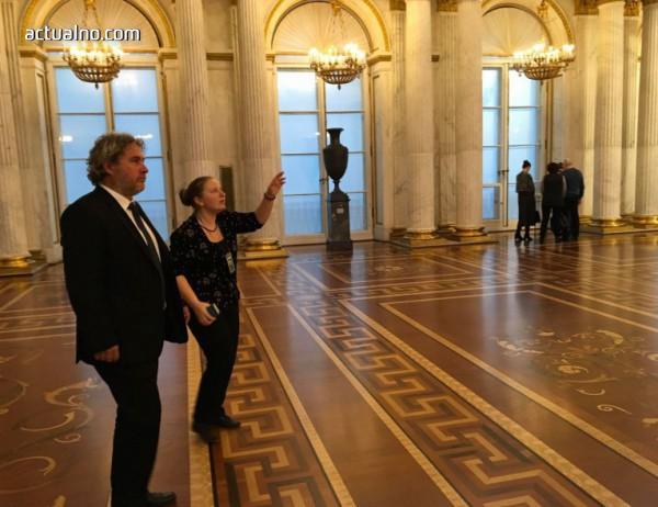photo of Mечът и пръстенът на хан Кубрат ще бъдат показани в България