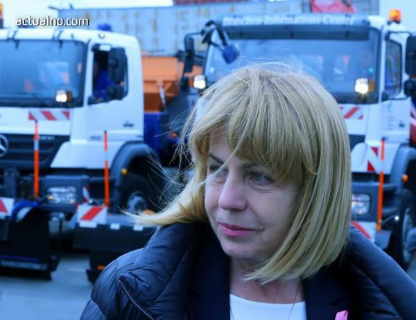 photo of Фандъкова: Санкциите за непочистени участъци са много големи