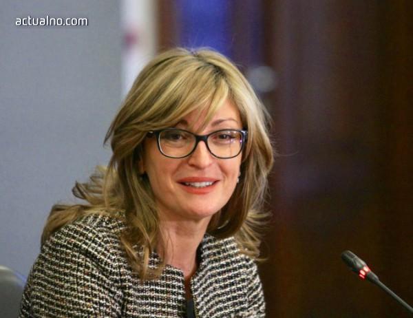 photo of Захариева за ареста на Баневи: Това е част от борбата за справедливост в България