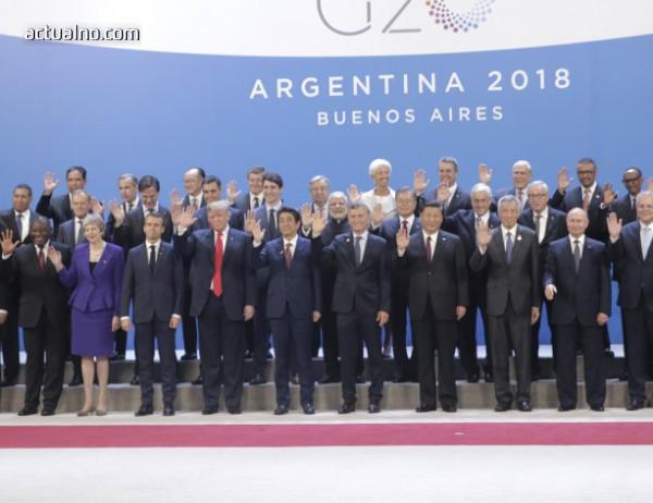 photo of Лидерите от Г-20 с важни решения за мигрантските потоци и климатичните промени