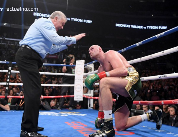 photo of Ето го съдията, който се подигра жестоко с Тайсън Фюри