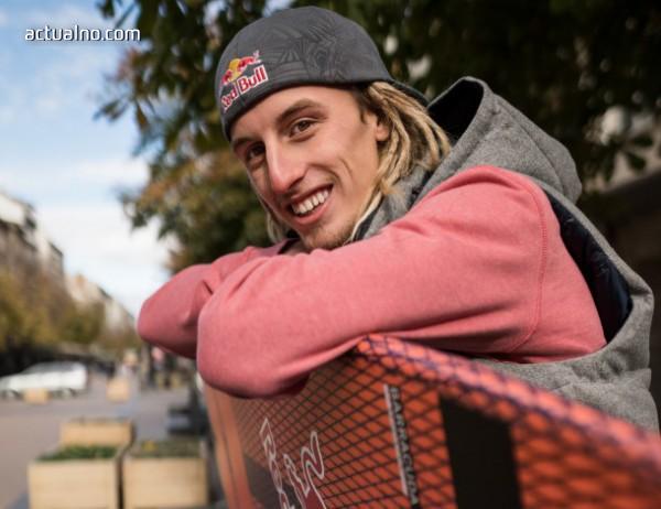 photo of Никола Абаджиев - вторият атлет на Red Bull от България