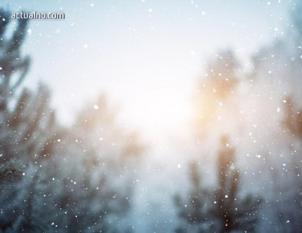 photo of Оранжев код в 5 области: Снеговалежи на запад, дъжд на изток