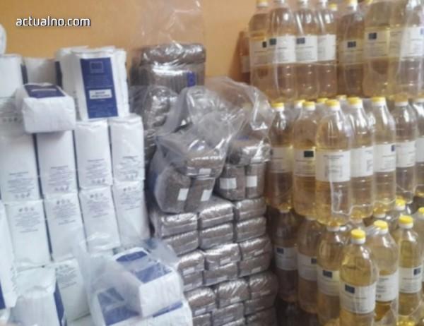 photo of БЧК Враца започна да раздава хранителни помощи